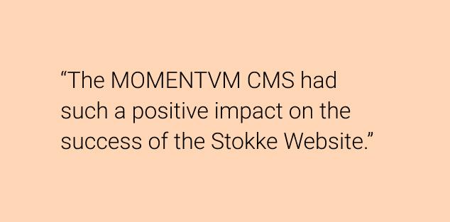 MOMENTVM for Stokke