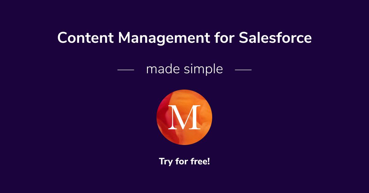 MOMENTVM Content Management System